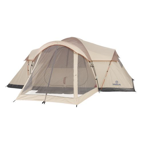 Magellan Outdoors Falls Creek Dome Tent This One Divides In 2 6ft