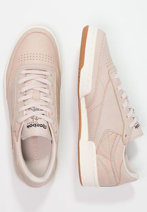 ec43b344892f9 Reebok Classic CLUB C 85 GOLDEN NEUTRALS - Sneakers laag - rose moon white  chalk lead - meta.domain