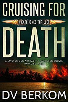 Pin by DV Berkom on The Kate Jones Thriller Series | Thriller books