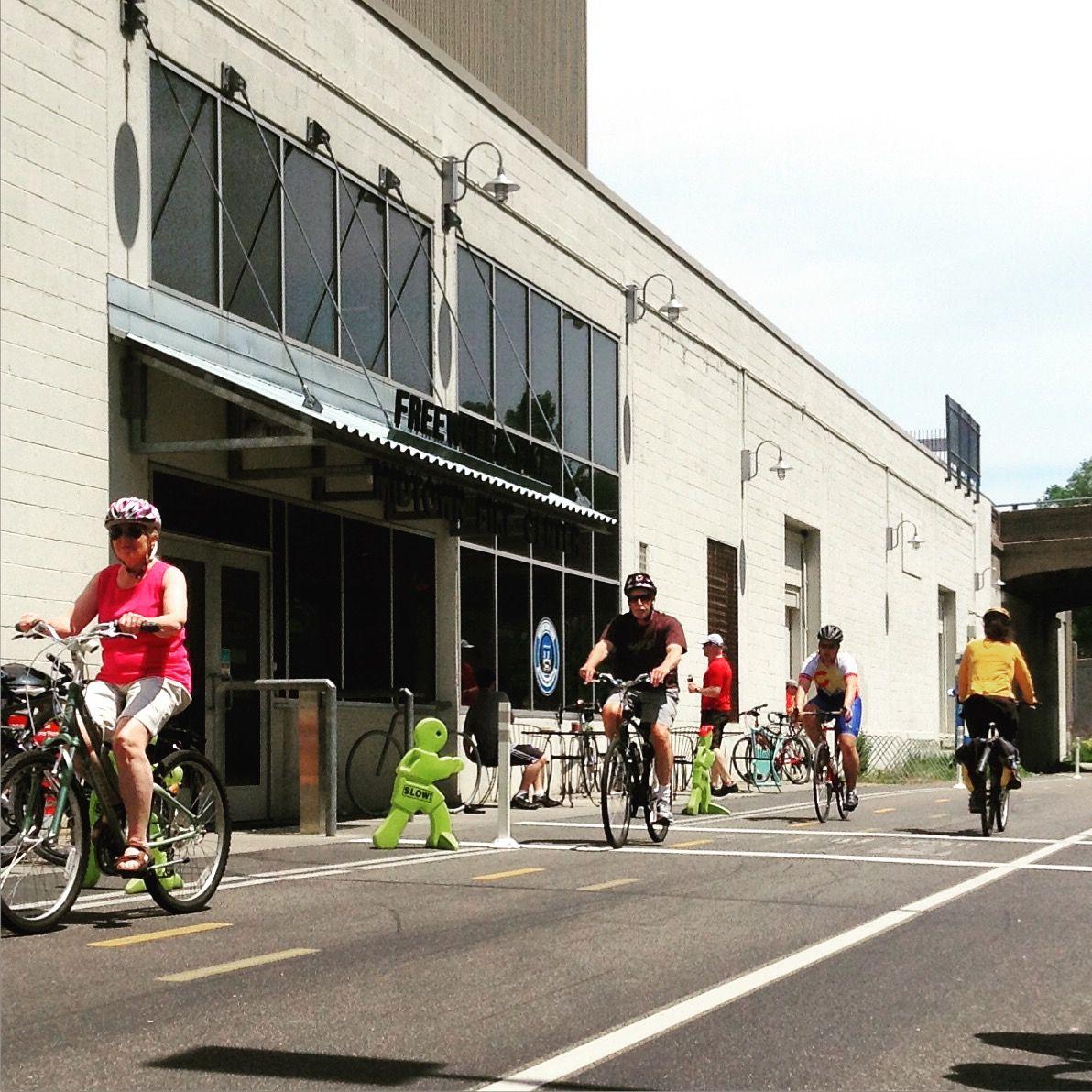 Midtown At Town Center: Freewheel Bike Shop - Midtown Bike Center