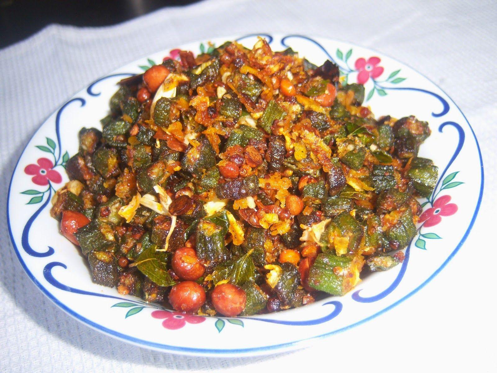 Bhindi Stir Fry Bendakaya Vepudu Bhindi Fry Recipe