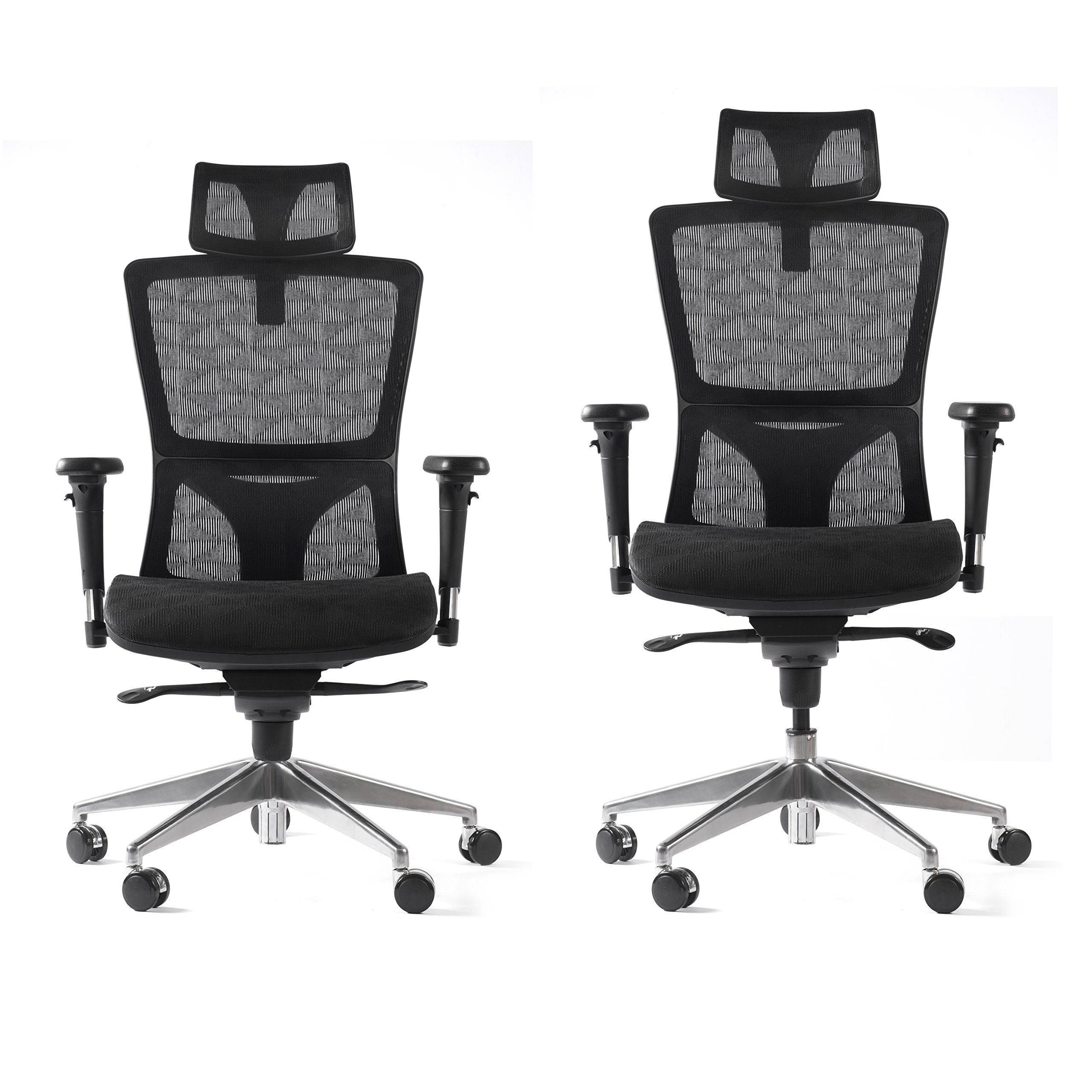 CCTRO High Back Mesh Ergonomic Office Chair with