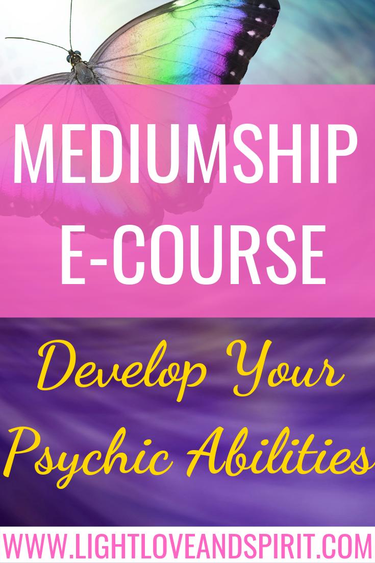 Mediumship 101 Mediumship Training Meduimship Development Psychic Decelopment How To Become A Medium Psych With Images Spirit Communication Mediumship Spirit Messages