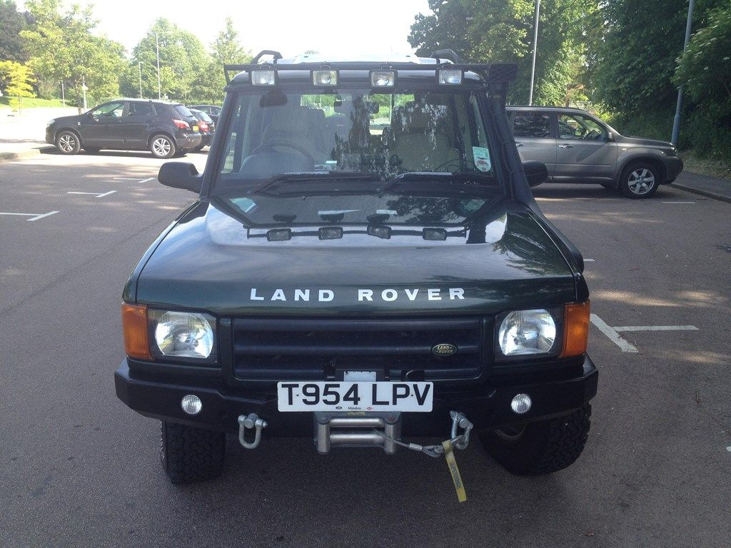 1999 Land Rover Discovery For Sale Lro Com Uk Land Rover
