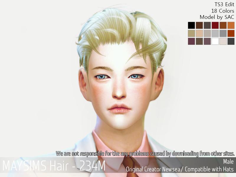 200 Mayts4hair234m Sims 4 Cc 4