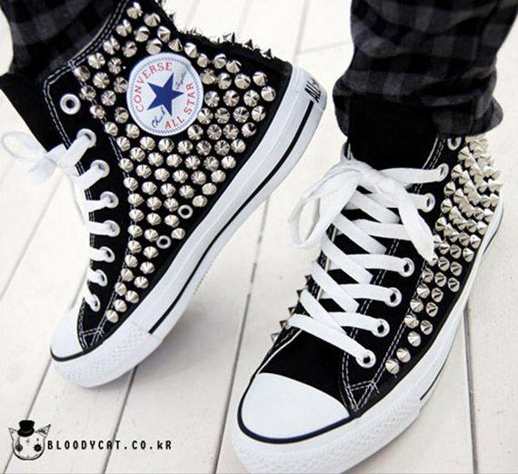 converse all star rock