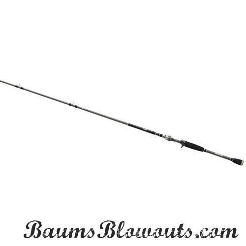 "Zillion Bass Frogging Rod 7'4"" Length, 1 Piece Rod, Heavy Power, Fast Action"