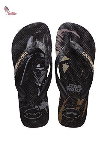 62ff1de27cf Havaianas Imprimee Tongs Homme Femme Stars Wars  Amazon.fr  Chaussures et  Sacs