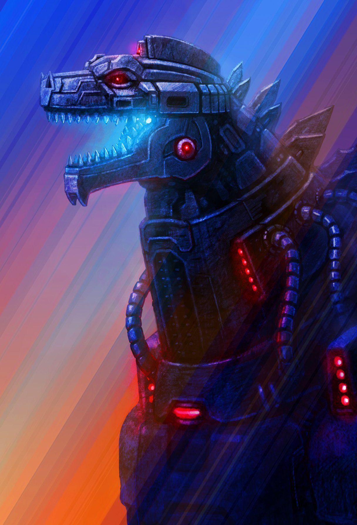 Mechagodzilla Ready Player One Design King Kong Godzilla Monstruos