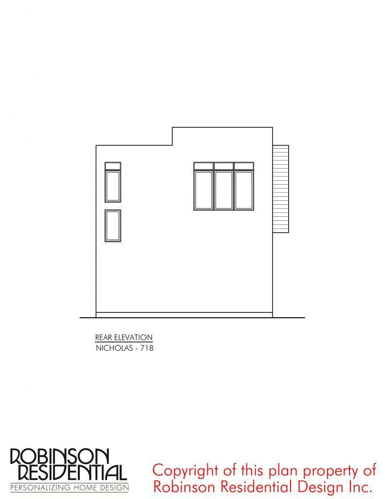 Tiny Home Designs: Contemporary Nicholas-718 En 2019