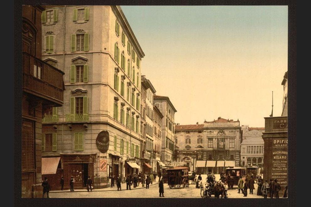 """La """"grande bellezza"""" senza tempo: Roma nelle prime foto a colori"""