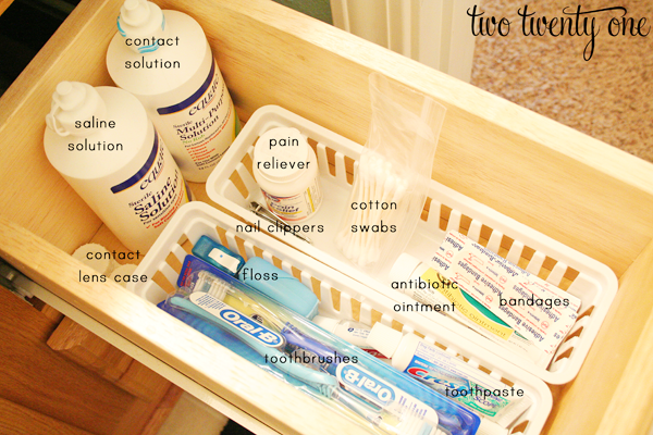 bathroom organization tips for any home  guest bathrooms