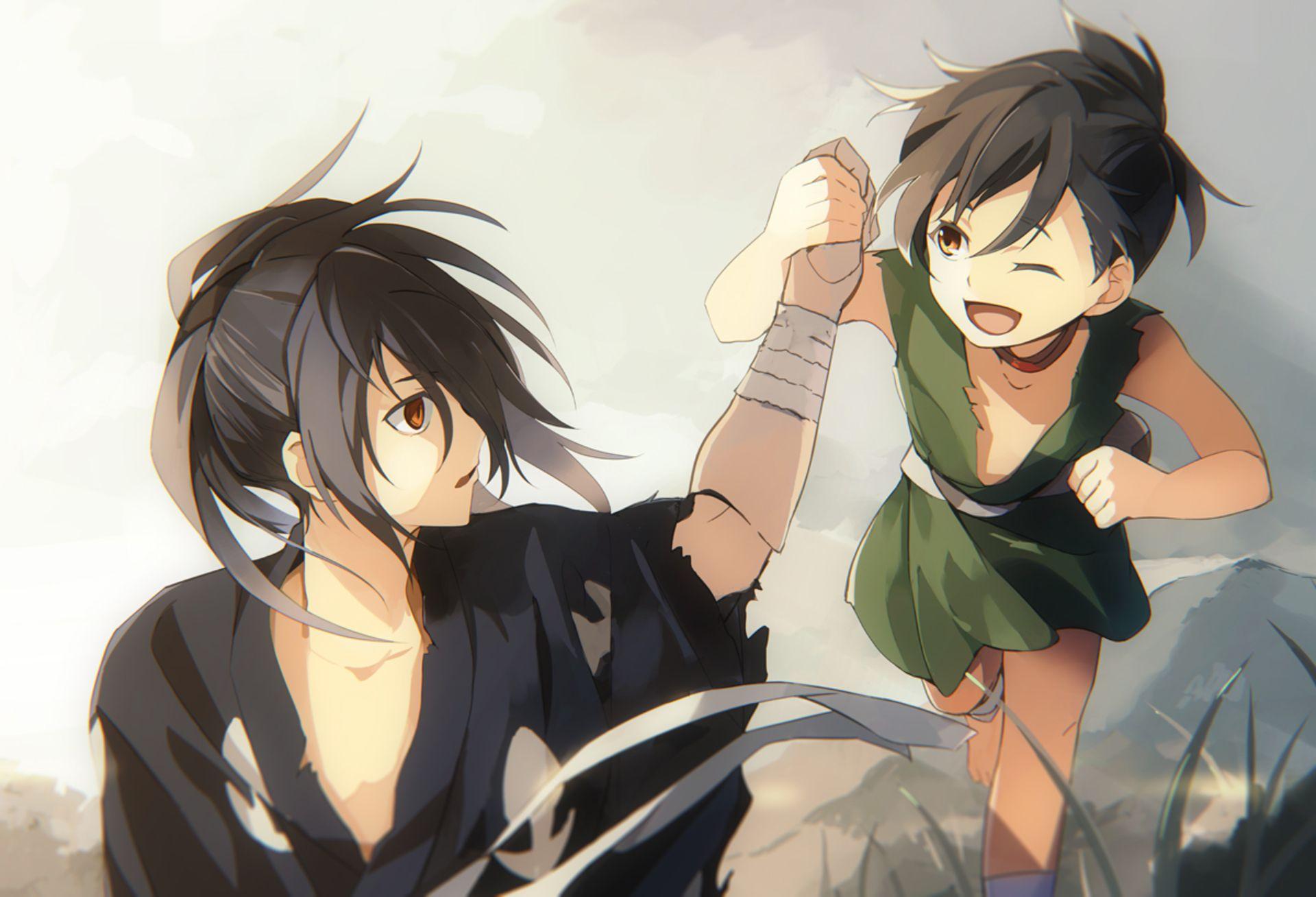 Dororo (Anime Series) HD Images Anime, Anime nerd, Anime