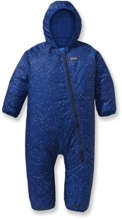 4357fa8a4 Don't miss the tiny stars on the Patagonia Reversible Puff-Ball Bunting.  #REIgifts