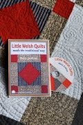 Little Welsh Quilts and other Traditions: Tea in the garden on a little Welsh quilt