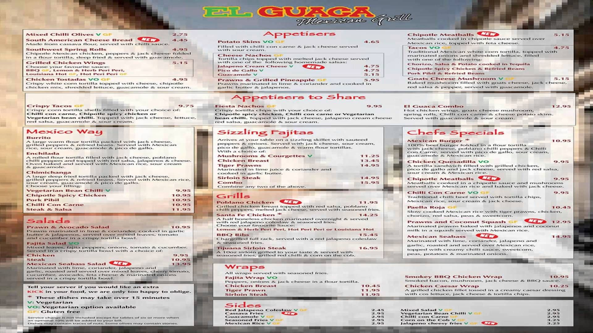 Salsa Restaurant & Tapas Barmay encourage you to leave the house