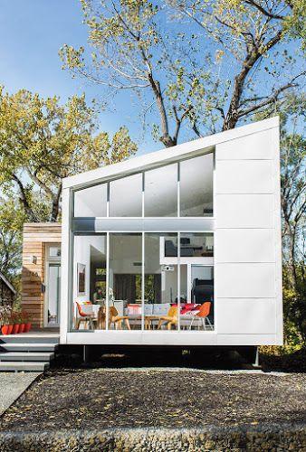 Design Hub - блог о дизайне интерьера и архитектуре: Дом музыканта в Канзасе