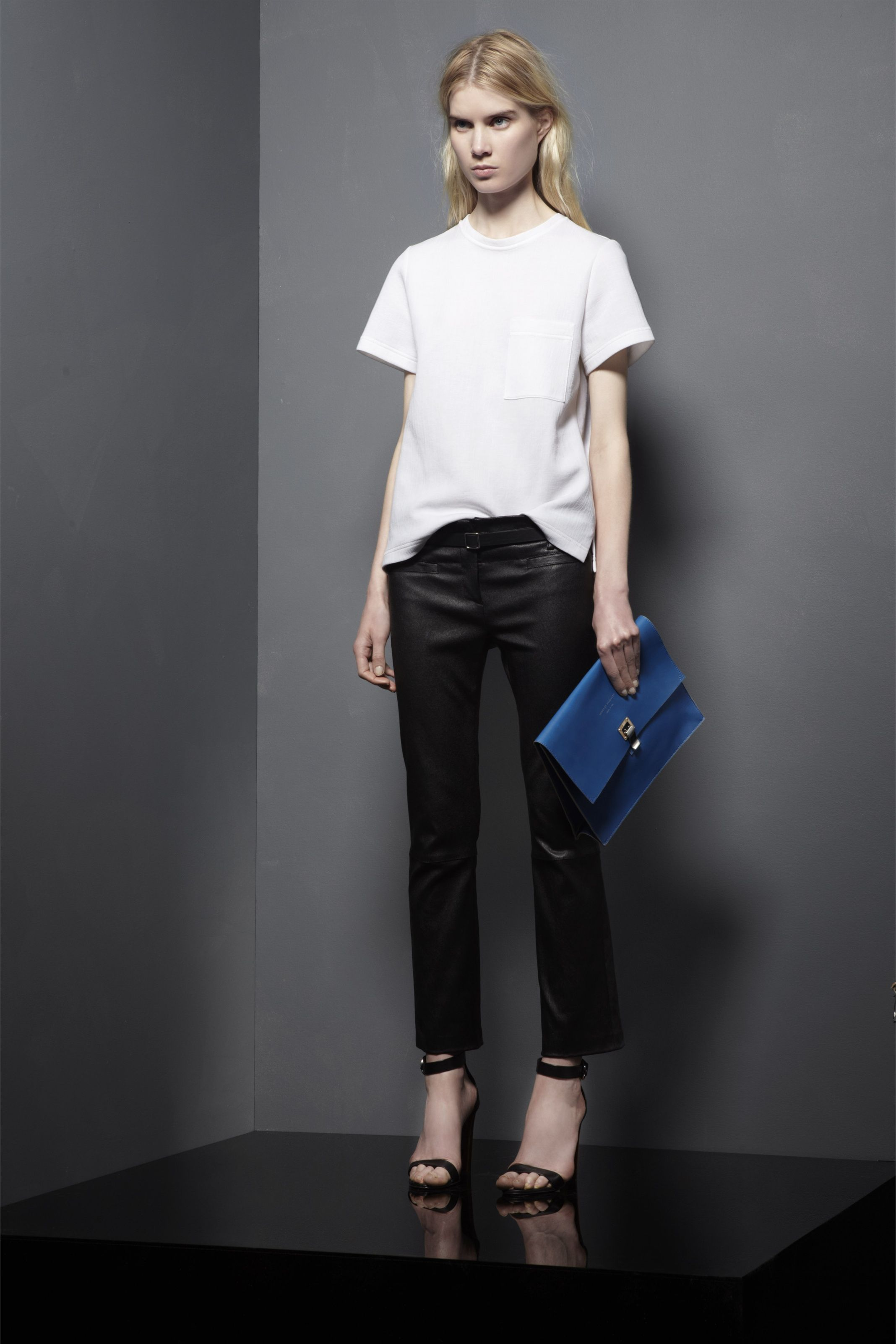 simple like this. love it  Proenza Schouler - Pre Spring 2013 - Shows - Vogue.it