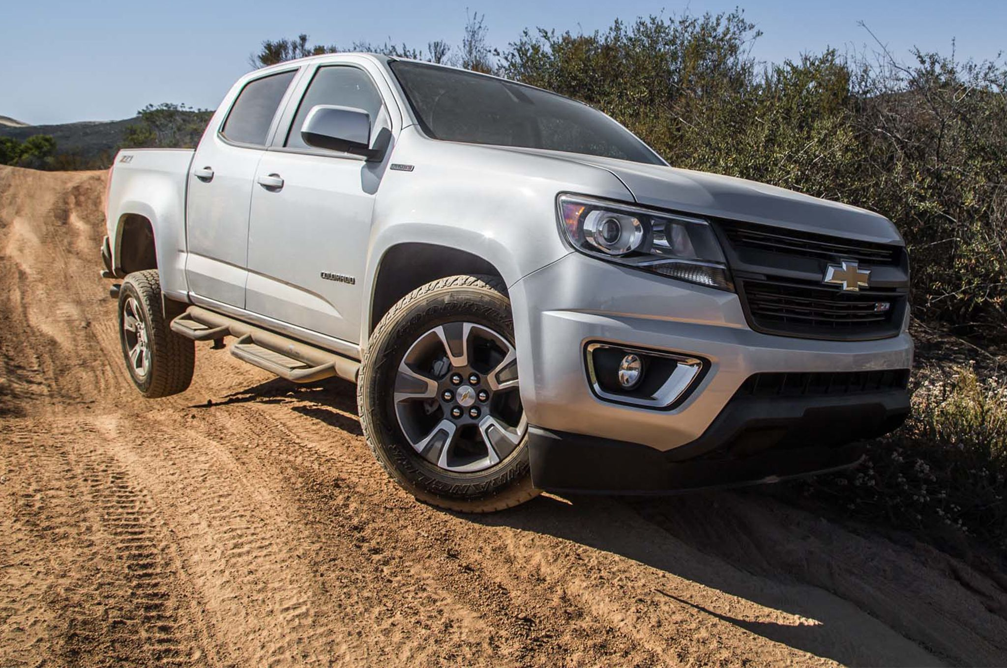 Check out this review of the Chevy Colorado