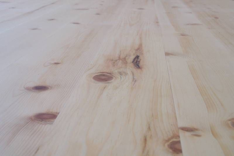 Fussboden Aus Sibirischer Zirbelkiefer Holz Bestellen Kiefer Holzarten