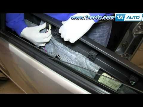 How To Service Automatic Transmission And Filter 2001 06 Chrysler Sebring Youtube Dodge Stratus Chrysler Sebring Panel Doors
