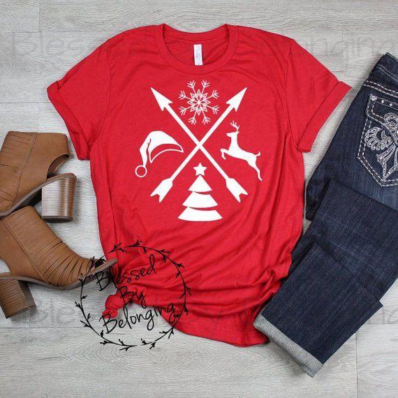 e4b721d35fe Christmas Design Tshirt