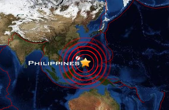 PLANETARY TREMORS: 5.4 Magnitude Quake Jolts Eastern Philippines! ~ The CELESTIAL Convergence