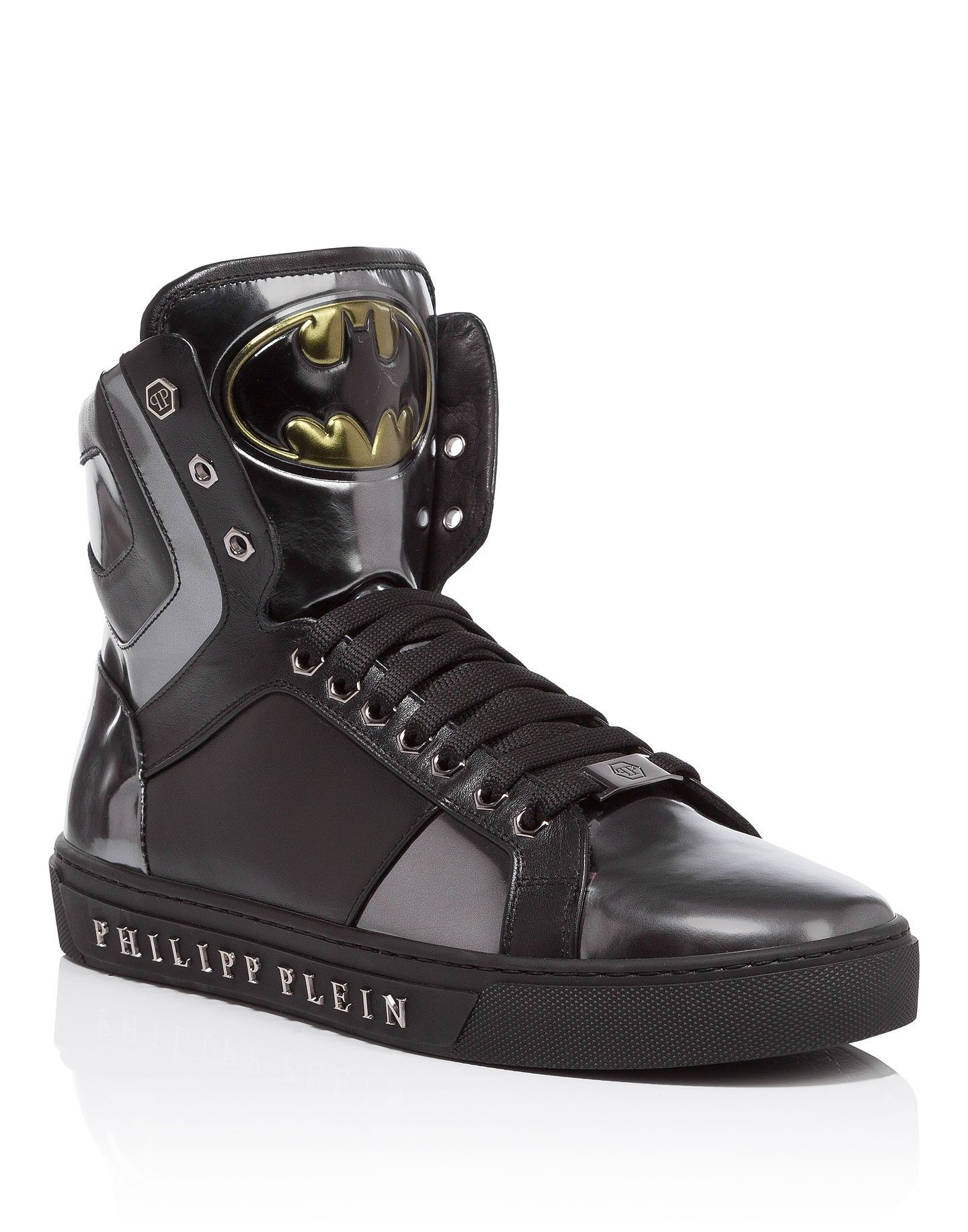 PHILIPP PLEIN HIGH SNEAKERS