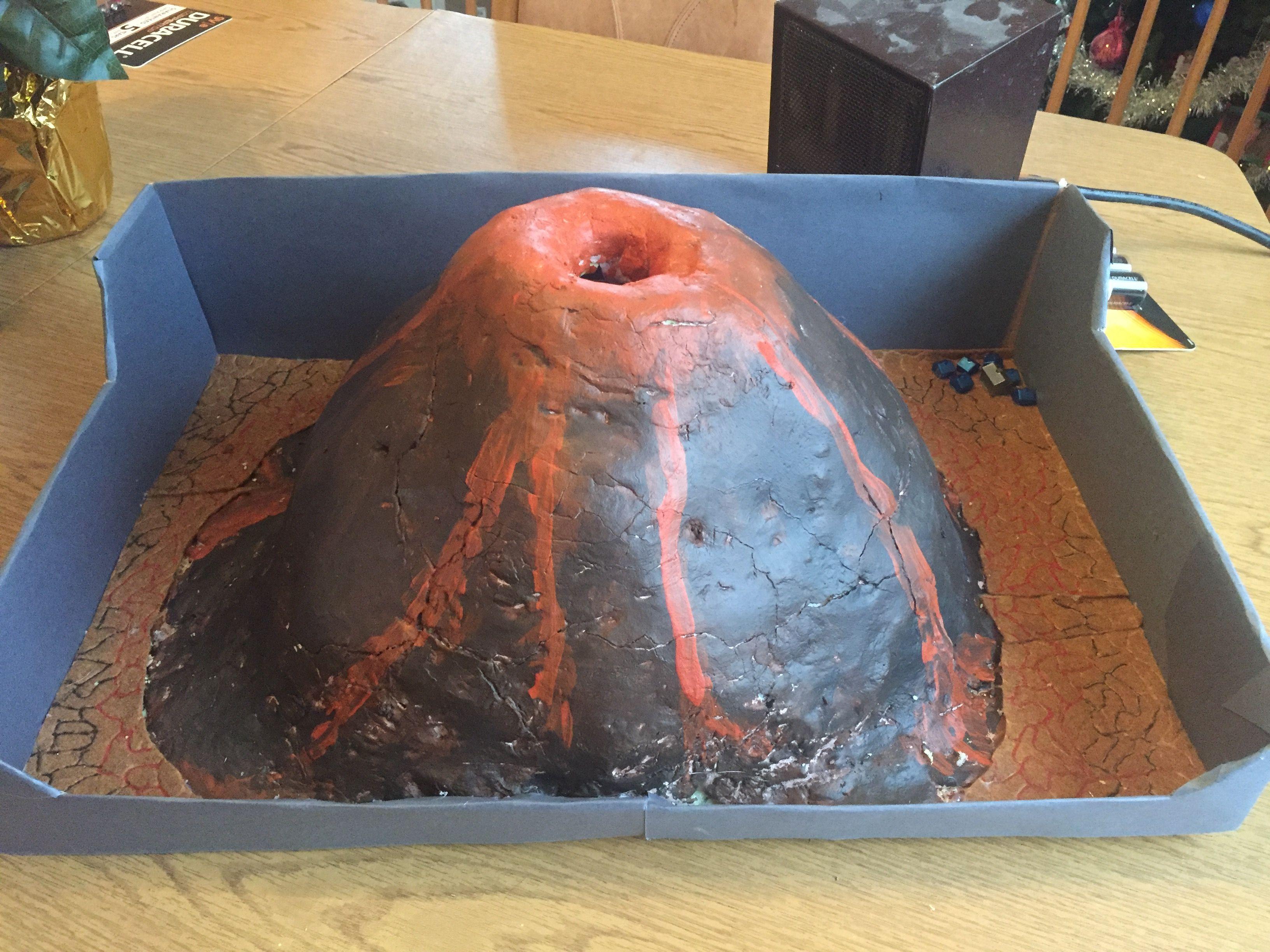 Mt Vesuvius Volcano and Pompeii | Volcano projects, Pompeii ...