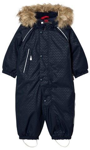 176f7ed15 Navy Reimatec® Down Overall | Products | Overalls, Winter jackets ...
