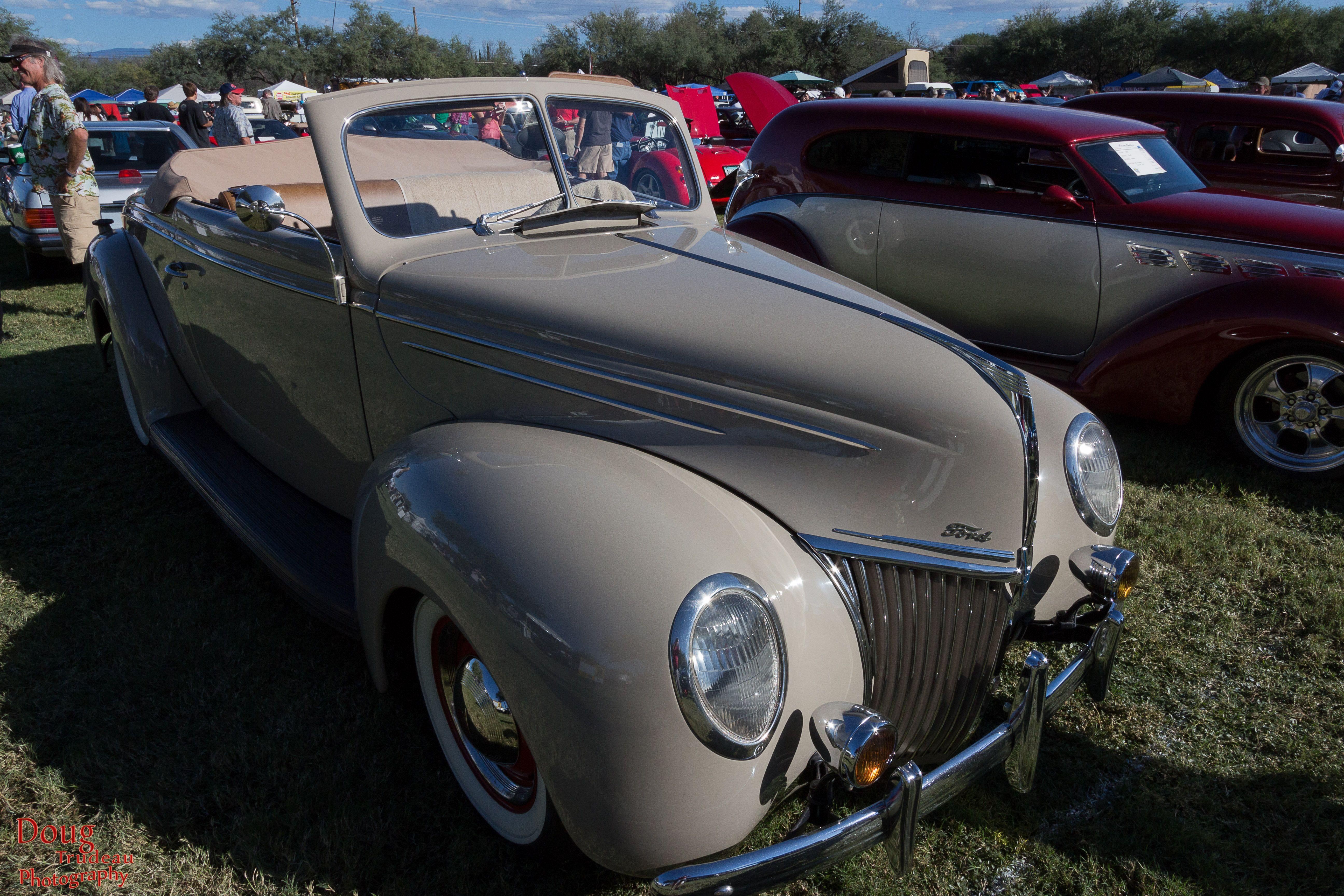 Participant Tucson Classic Car Show Tucson Rotary Club - Tucson classic car show