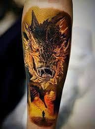 Lord Of The Rings Tattoo 50 Tattoos I Like Pinterest