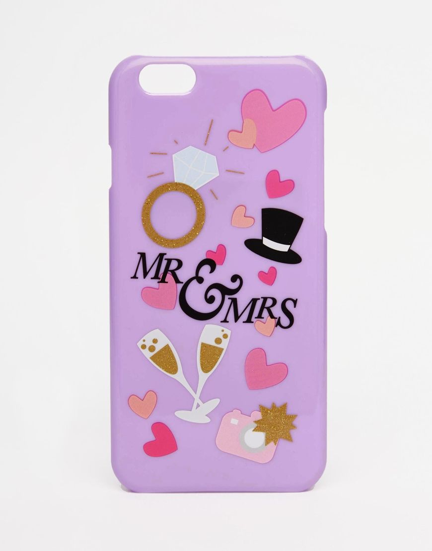 Novelty Wedding iPhone 6 and 6s Case
