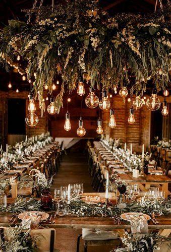 18 Beautiful Ideas Industrial Wedding Decor | Wedd