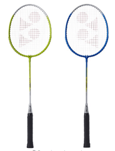 1af30ef0bf888 Amazon Buy Yonex Gr 201 badminton Racquet Pack Of 2 (Assorted) at Rs ...
