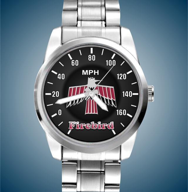 1st Gen Iconic Firebird Luxury Stainless Watch Http