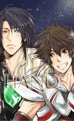 Saga y Seiya LoS   Créditos a su autor