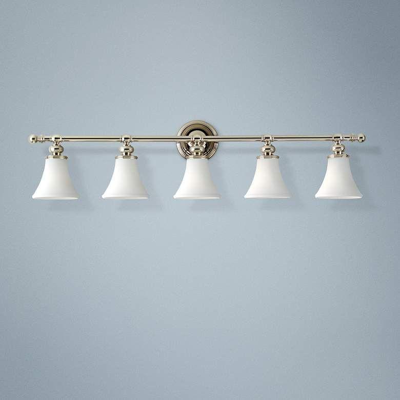 Bath Light Fixtures, 5 Light Bathroom Fixture