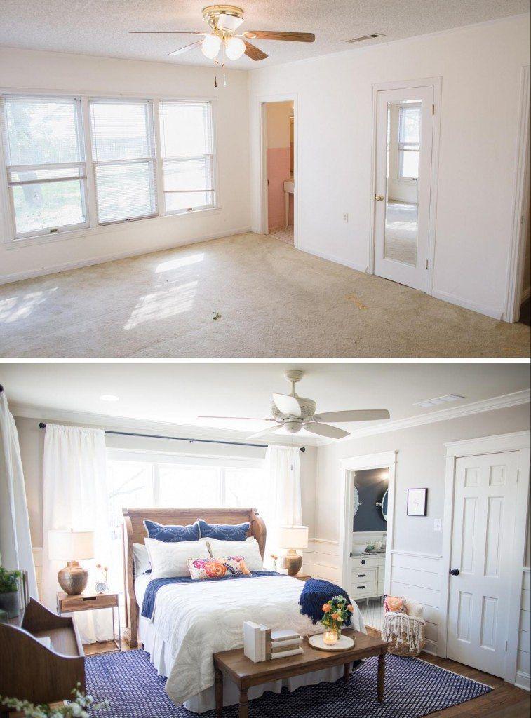 Fixer Upper Season 3 Episode 16 The Chicken House Master Bedroom Remodel Fixer Upper Bedrooms Remodel Bedroom