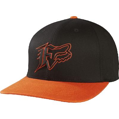 883d875033faf1 Fox Pine Tar Flexfit Hat - Fox Racing