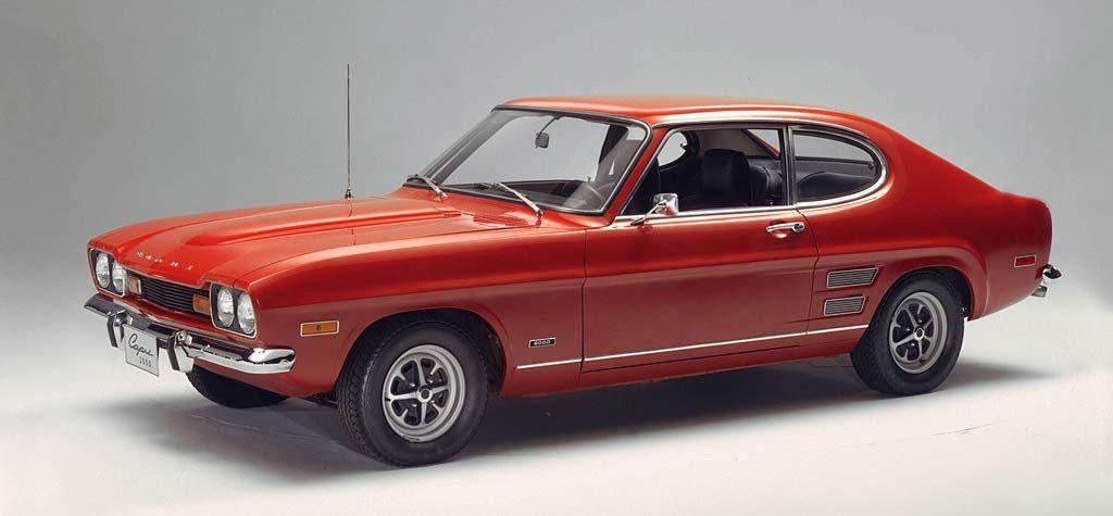 Fotos da Ford Capri - Fotos de carros