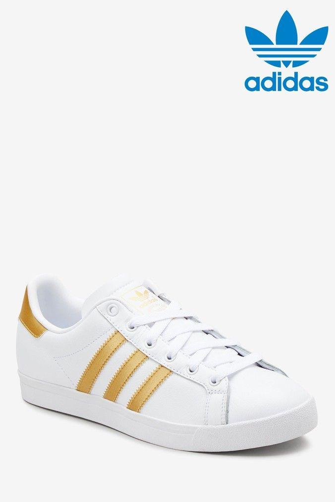 Womens adidas Originals Coast Star Trainers - White | Adidas ...