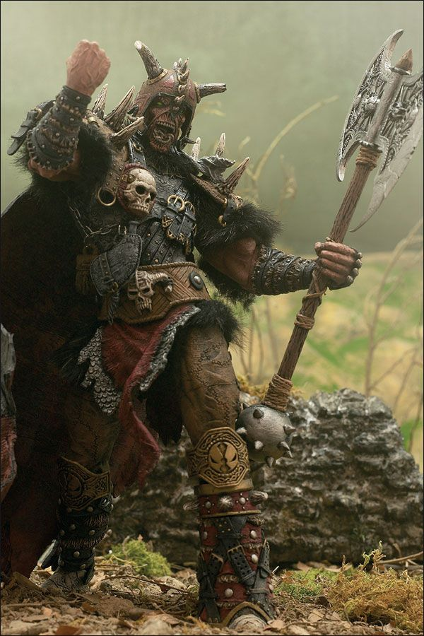 d8136e3f SPAWN THE BLOODAXE - SPAWN SERIES 22: DARK AGES THE VIKING AGE ...