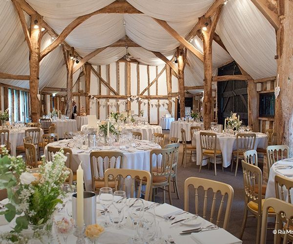 The Barn And South Farms Hertfordshire Wedding Venue