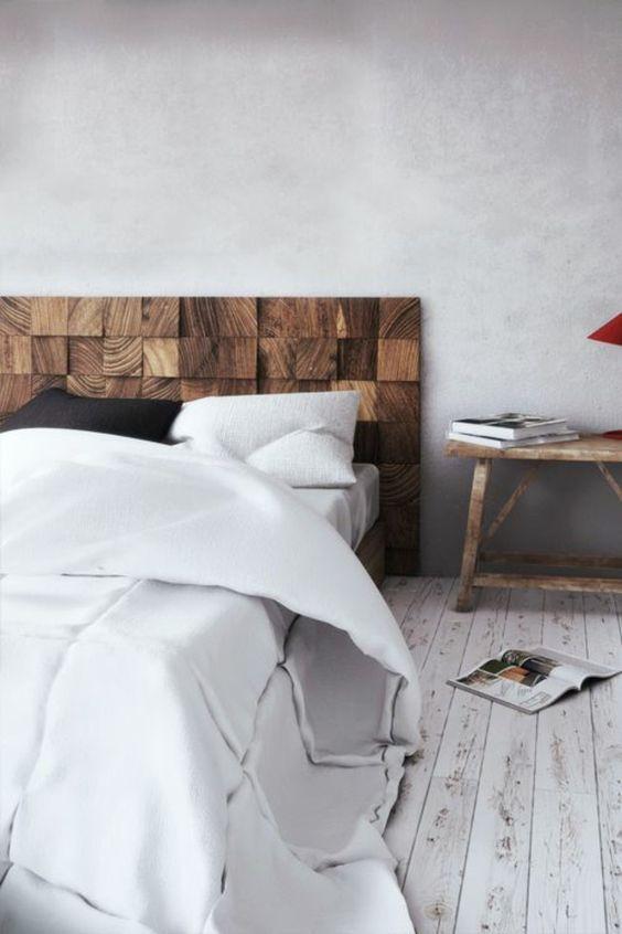 30 ideen f r bett kopfteil m rchenhafte und kunstvolle beispiele diy inspiration pinterest. Black Bedroom Furniture Sets. Home Design Ideas