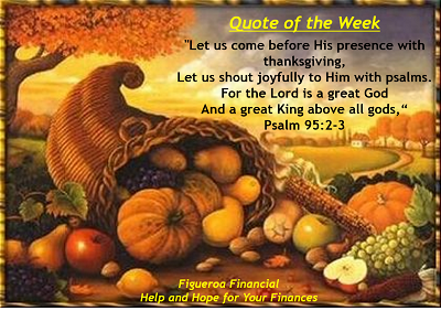 Quote of the Week (Nov-24-2013)