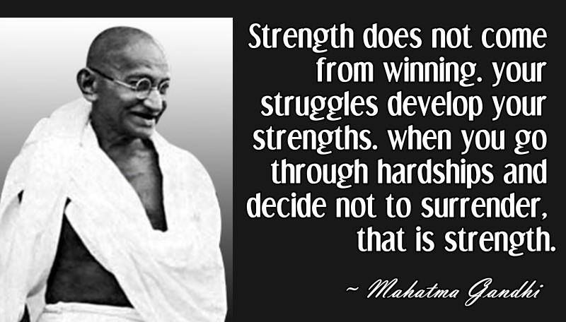 The Meaning Of Strength Careerbuilder Strength Lifelessons