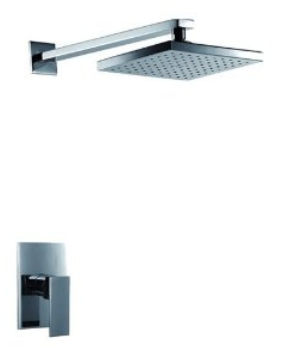 [DEAL] Faucet Trim Kit with Square Wall Mounted Rain Showerhead {$69.99 shipped} Reg. $149.99 | Closet of Free Samples