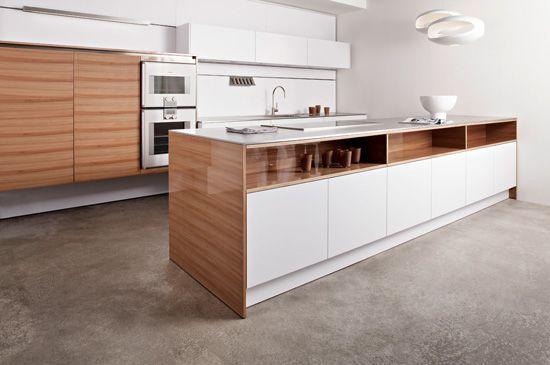 euro/modern kitchen designs from eggermann | interiors | pinterest, Kuchen