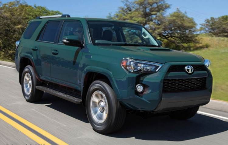 2018 Toyota 4runner Release Date It S A Toyota Thing Pinterest
